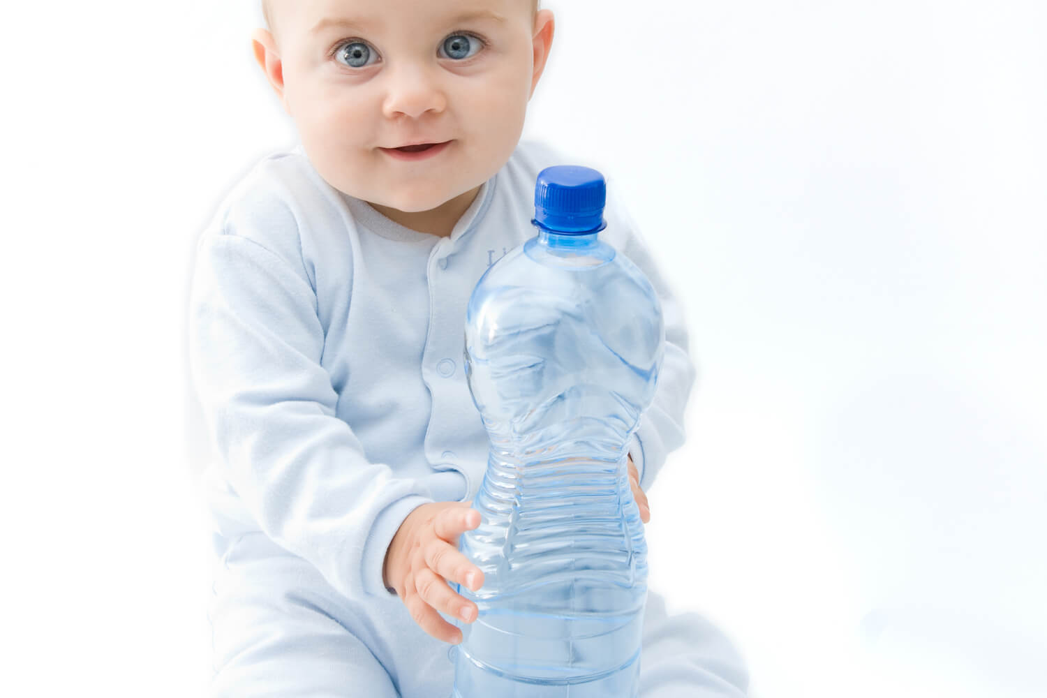 mineral water for baby