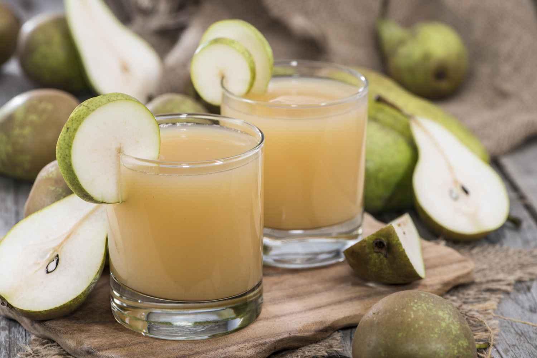 pear juice in pregnancy diet